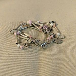 Jewelry - Multi string charm bracelt